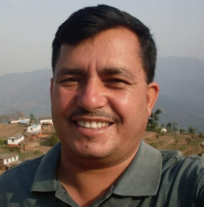 काँग्रेस युवा नेता किरणराज शर्मा पाैडेल किन लागे राजनीतिमा ?