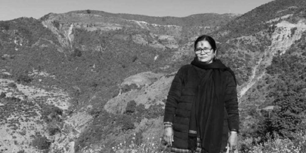 पूर्वसभामुख महराकी पत्नी सीताको निधन